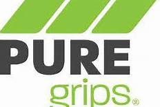 pure grip logo